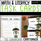 Plant Write the Room Task Cards
