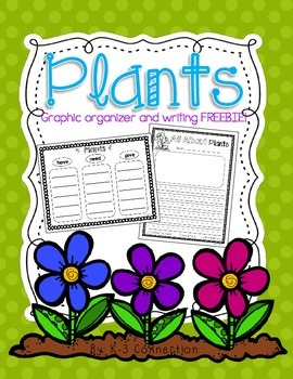 Plant Writing FREEBIE