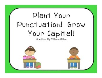 Plant Your Punctuation!  Grow Your Capital!