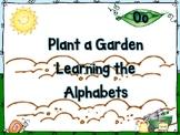 Plant a Garden Learning Alphabet  Oo