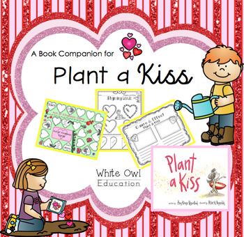 Plant a Kiss Book Study with Random Act of Kindness