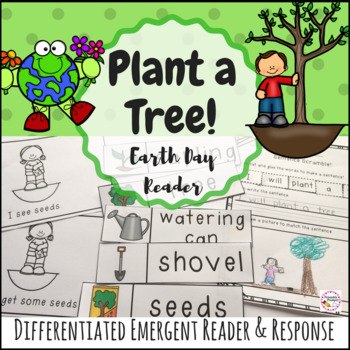 Plant a Tree- Earth Day Emergent Reader