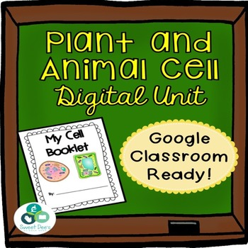 Plant and Animal Cell Digital Unit