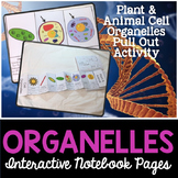 Cell Organelles Interactive Notebook Pages