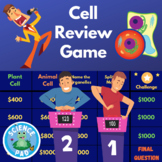 Plant and Animal Cell Review | Jeopardy Game | Science Dig