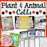 Plant and Animal Cells Complete Unit Pack