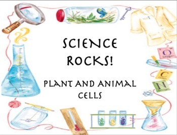Plant and Animal Cells Study Guide