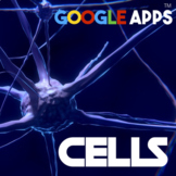 Plant and Animal Cells for Google Apps Activity