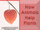 Plant and Animal Interdependence