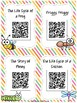 Plant and Animal Life Cycle QR Codes for Daily Five Science Listen to Reading