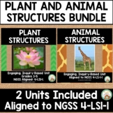 Plant and Animal Structures Bundle