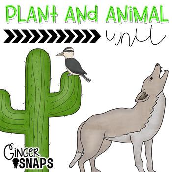Plant and Animal Unit