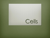 Plant and Animals Cells Powerpoint