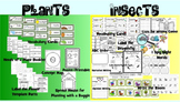 Plant and Insect Literacy Activities