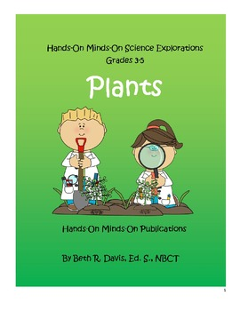 Plant and Plant Classification Grades 3-5