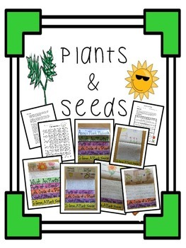 Plant and Seed Flip Book