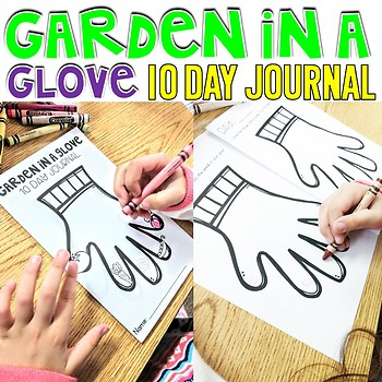 Plant life cycle - Garden in a glove 10 Day Journal