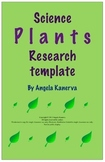 Plants research posters