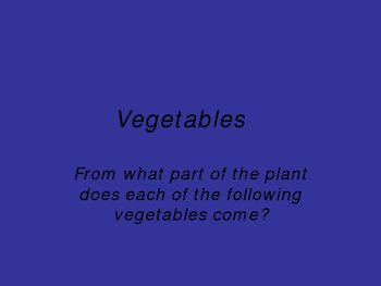 Plant (seed dispersal and plant parts) Powerpoint Presentation