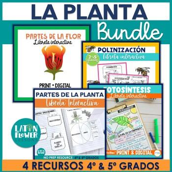 Planta Libreta Interactiva Bundle