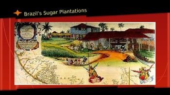 Plantation Colonies APUSH