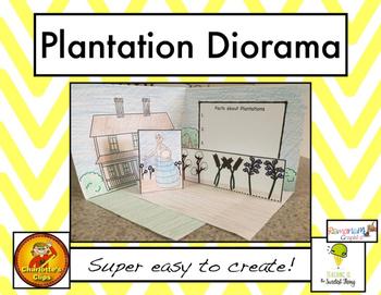 Plantation Diorama