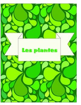 Plants French Les plantes