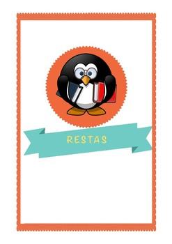 Plantilla Restas