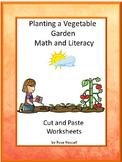 Life Skills, Living Skills, Cut and Paste, Special Education Life Skills Gardens