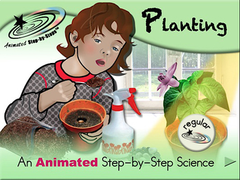 Planting - Animated Step-by-Step Science