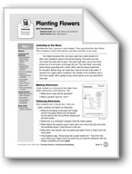 Planting Flowers (Everyday Literacy)