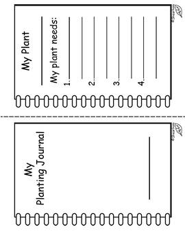 Planting Journal