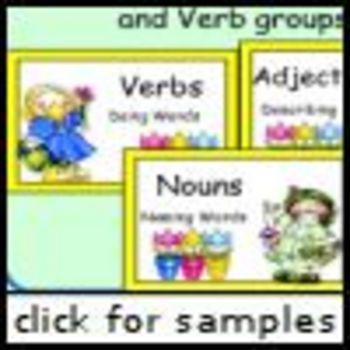 Planting Parts of Speech