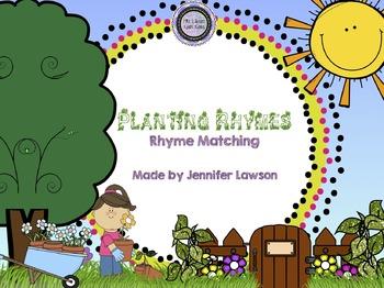 Planting Rhymes
