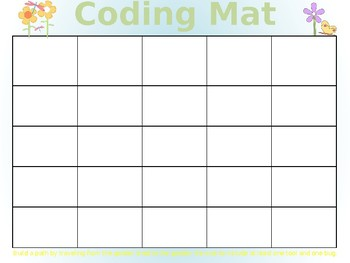 Planting Seeds Coding in the Primary Grades