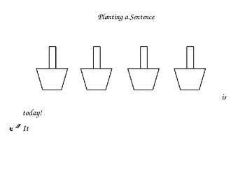 Planting Sentences