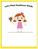 Planting Sunflower Seeds Adapted Book