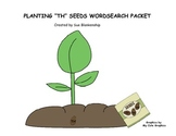 Planting TH Seeds Wordsearch Packet