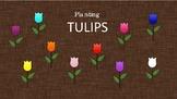 Planting Tulips in the School Garden