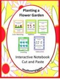 Plants Interactive Notebook, Science  Preschool, Kindergarten, Special Education