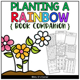 Planting a Rainbow Book Companion [ Craft, Writing Activit