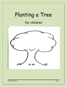 Planting a Tree: A reading passage with questions