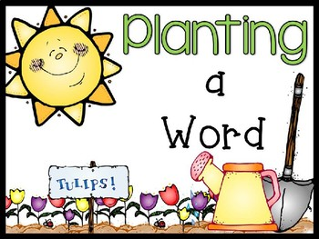 Planting a Word...Family