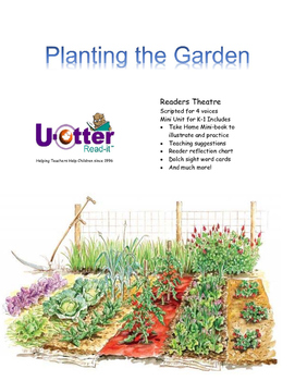 Planting the Garden Mini Unit and Readers Theatre
