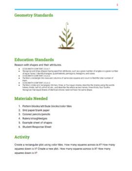 Planting the seeds of Mathematics Grade 2