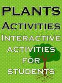 Plants Activities Science Fall Fun Stuff