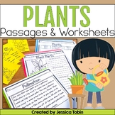 Plants and Plant Life Cycle Unit - Science Worksheets with