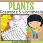 Plants No-Prep Printables
