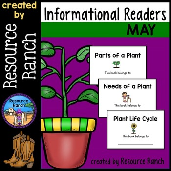 Plants Guided Reading Bundle