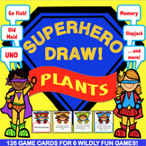Plants Activities: 6 Plants Games